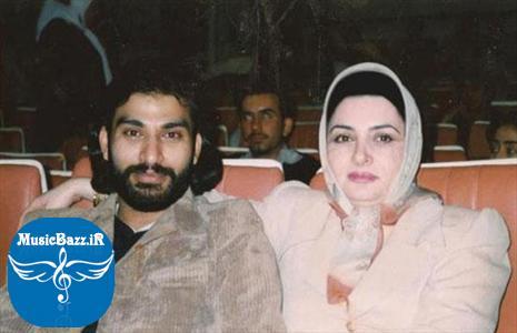 عکس ناصر عبداللهی و همسرش