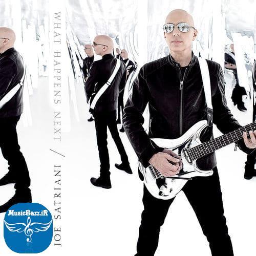 موسیقی بی کلام راک شکوفه های گیلاس اثری از نوازده گیتار الکتریک جو ستریانی
