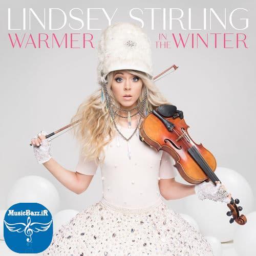 دانلود آلبوم جدید Warmer In The Winter اثری متفاوت از Lindsey Stirling