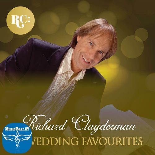دانلود آلبوم Wedding Favourites از آثار زیبا و شنیدنی Richard Clayderman