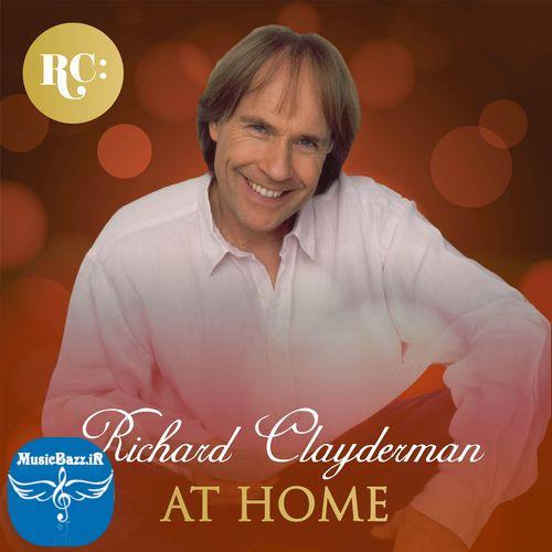 دانلود آلبوم At Home With Richard Clayderman اثاری برگزیده از Richard Clayderman