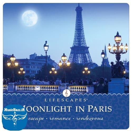 دانلود آلبوم شنیدنی Moonlight in Paris ساخته Wayne Jones