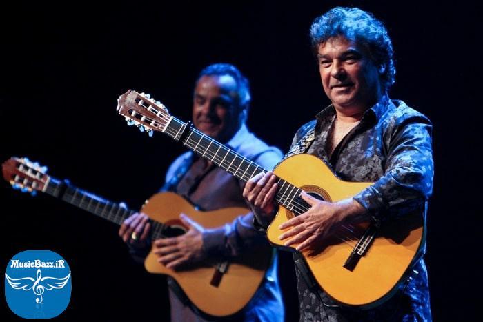 دانلود کنسرت گروه جیپسی کینگ به نام Sabor Flamenco