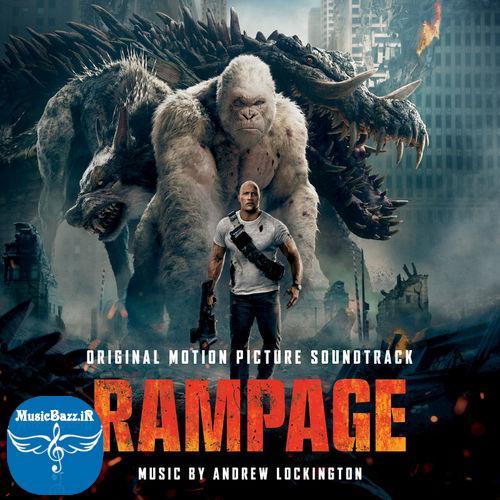 دانلود موسیقی متن فیلم Rampage