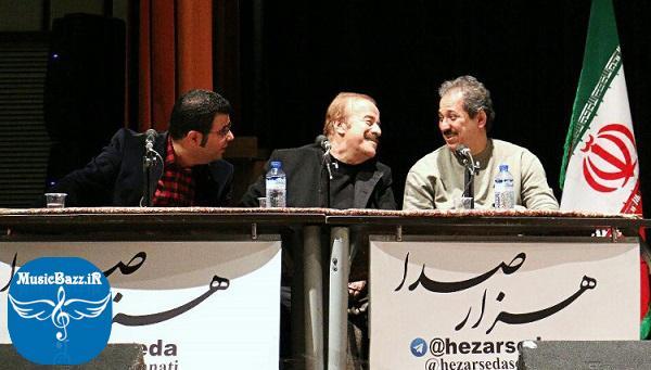 داوری استادان شهبازی ،بهمنی و تعریف