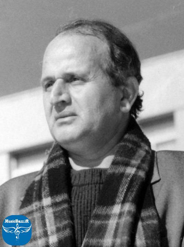 بیوگرافی مرحوم ایرج بسطامی