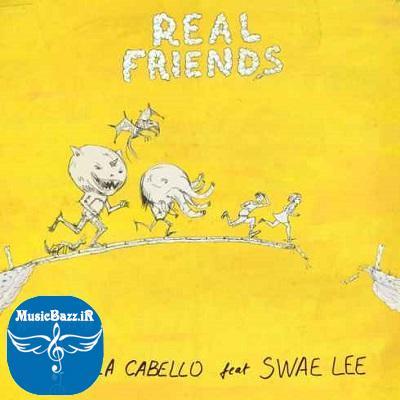دانلود آهنگ جدیدCamila Cabello ft. Swae Leeبه نامReal Friends