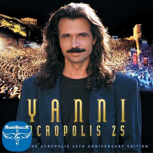 دانلود آلبوم جدید گروه یانی اجرای زنده آکروپلیس