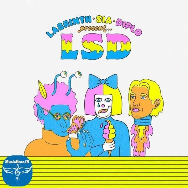 دانلود آهنگ جدید LSD بنام Genius (Ft Labrinth & Sia & Diplo) با کیفیت بالا