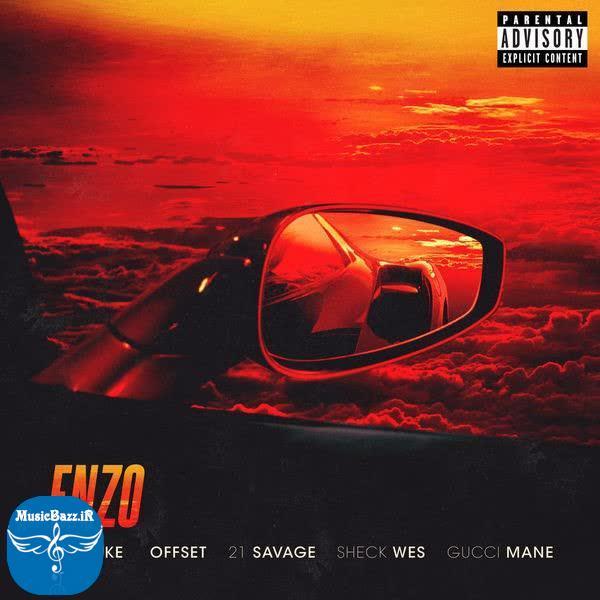 دانلود آهنگ جدیدDJ SnakeبنامEnzo (Ft Sheck Wes & Offset & 21 Savage & Gucci Mane)با کیفیت بالا