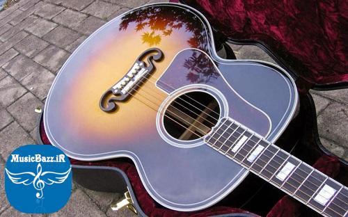 ساز بی نظیر گیتار