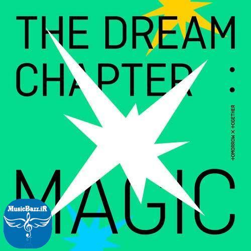 دانلود آلبوم کره ای The Dream Chapter: MAGIC از گروه TXT