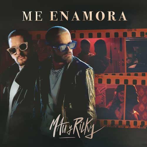 دانلود آهنگ Mau y Ricky به نام Me Enamora