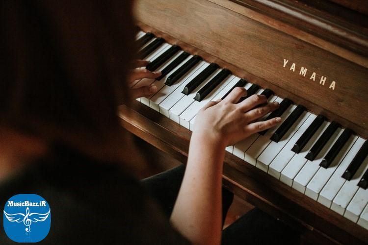 کلاس ساز دهنی یا کلاس پیانو